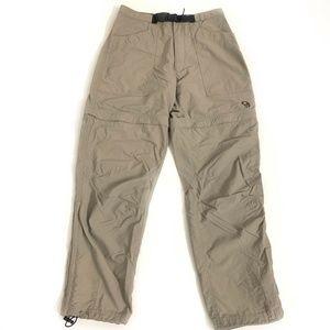 Mountain Hardwear Hiking Zip Off Convertible Pants